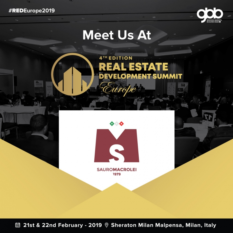 "Real Estate Development ""Summit Red Europe"" 2019"